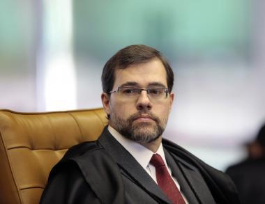 ministro do Supremo Tribunal Federal (STF), Antonio Dias Toffoli, foi eleito, presidente do Tribunal Superior Eleitoral (TSE)