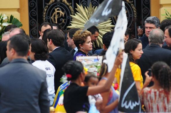 Dilma-velório-Campos
