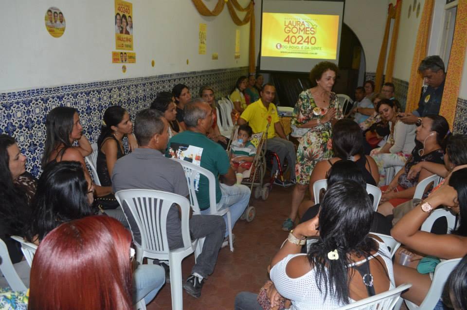 Reuniao comite Recife