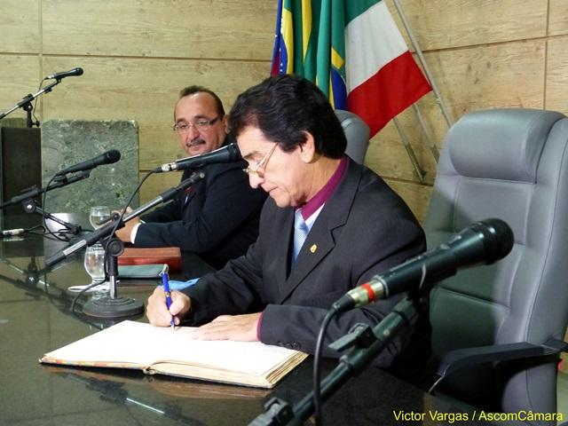 Mesa Diretora da Câmara
