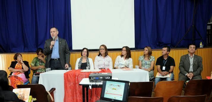 Ricardo Liberato plano municipal de Educação