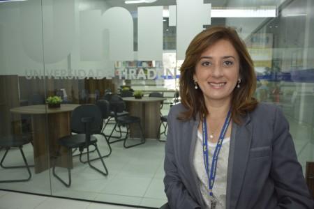 Iracema Fraga é a nova diretora da Unit
