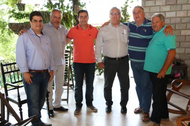 JCR, José Humberto e Júnior Darita