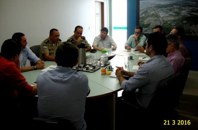 Reunião_Secretaria de Desenvolvimento_entidades_PM
