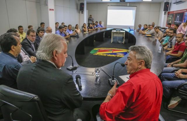 Reunião ABENC