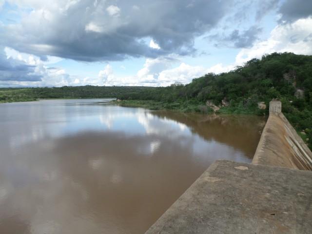 barragem Mão dágua 1