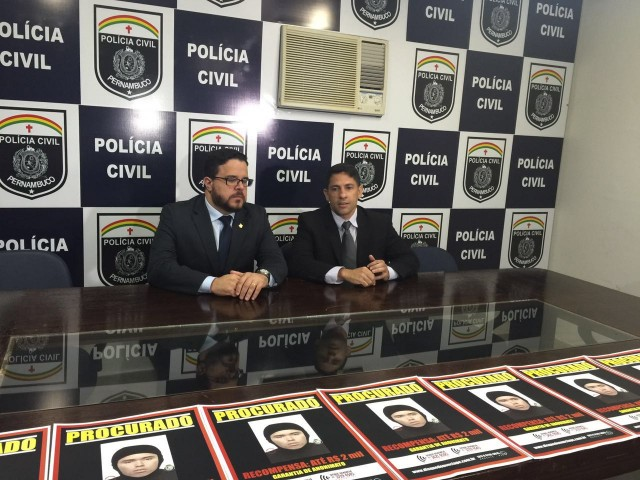 Julio Porto e Alexandre Cesar