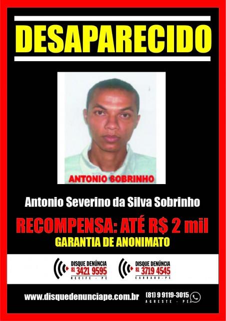 Desaparecido_Sobrinho