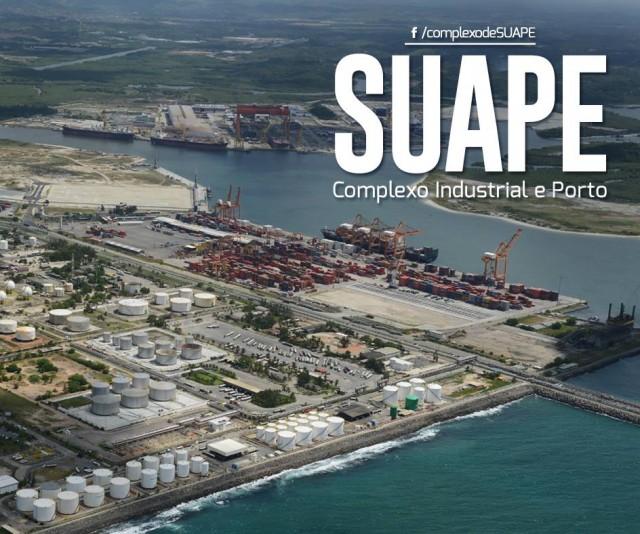 Porto de Suape investe em tecnologia