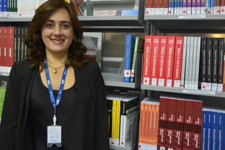 A gestora da Unit Caruaru, Iracema Fraga