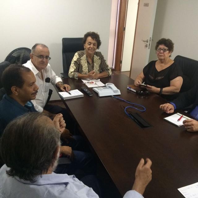 Reunião Gabinete