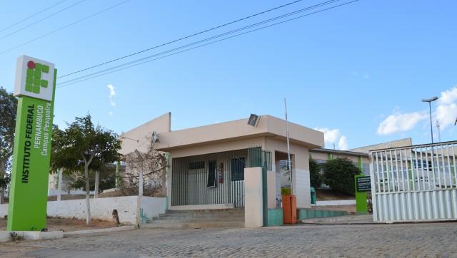 Foto Oficial - IFPE Pesqueira