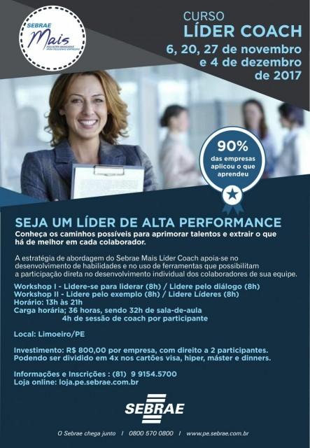 Líder Coach - Limoeiro