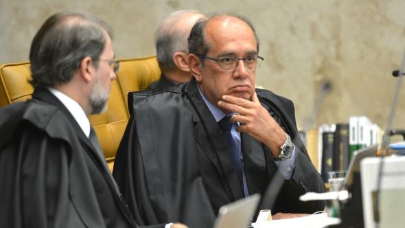 Gilmar-Mendes_Antonio-Cruz_Agência-Brasil