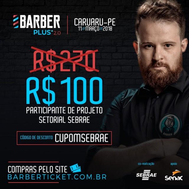 Barber Plus + 2.0