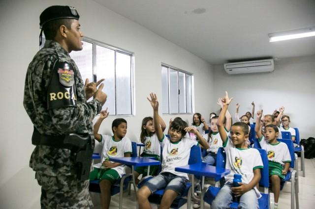Aprender com Saúde 2 - Foto Jorge Farias